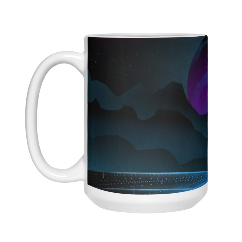 Outrun Accessories Mug by juliusllopis's Artist Shop
