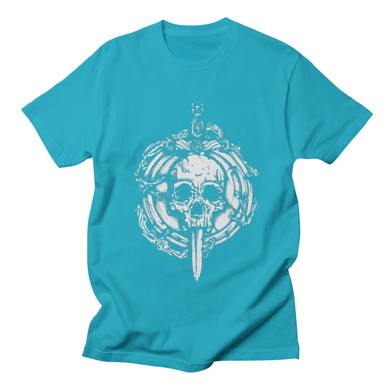 Bishop skull Women's Regular Unisex T-Shirt by juliusllopis's Artist Shop