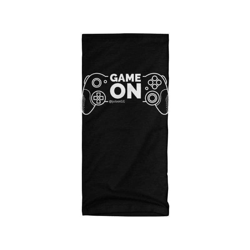 GAMEON! Accessories Neck Gaiter by GamingBarosh גיימינג בראש