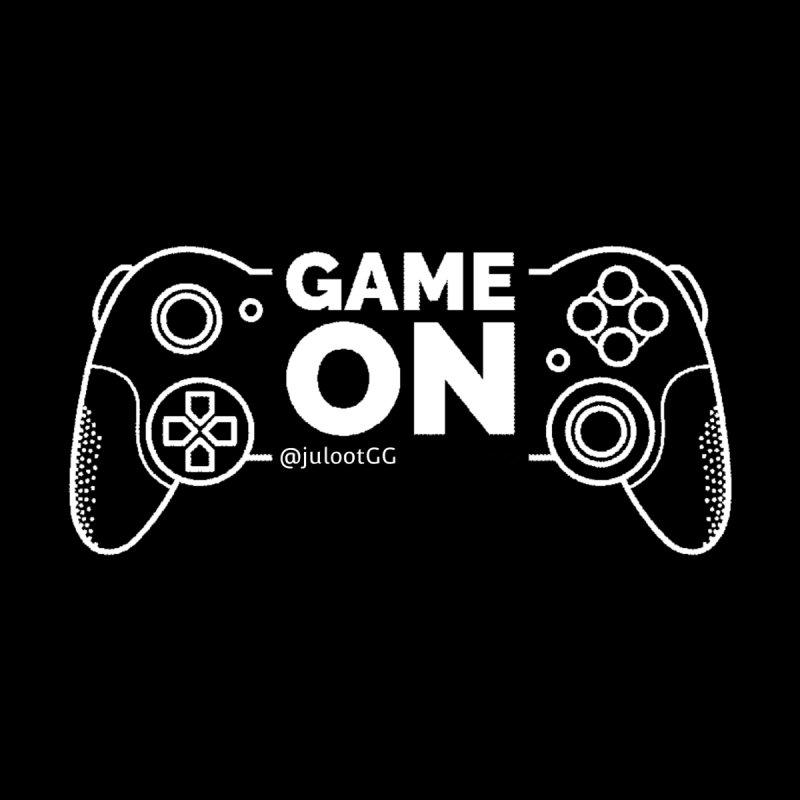 GAMEON! Men's V-Neck by GamingBarosh גיימינג בראש