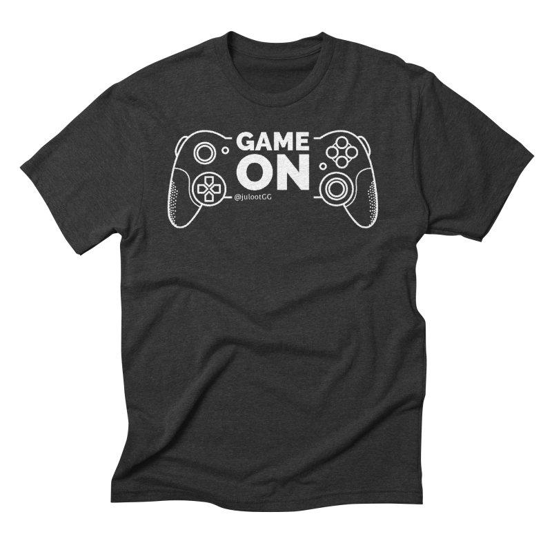 GAMEON! Men's T-Shirt by GamingBarosh גיימינג בראש