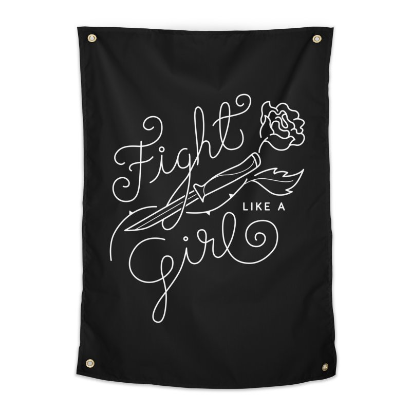 Fight like a Girl   by Ju Meneses