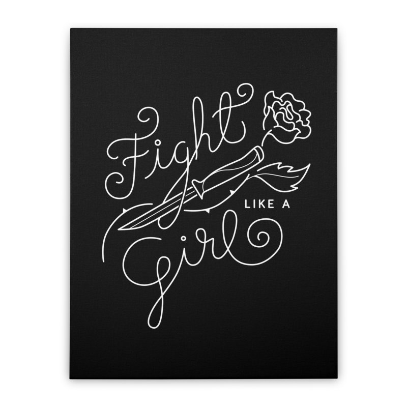 Fight like a Girl   by Ju Meneses