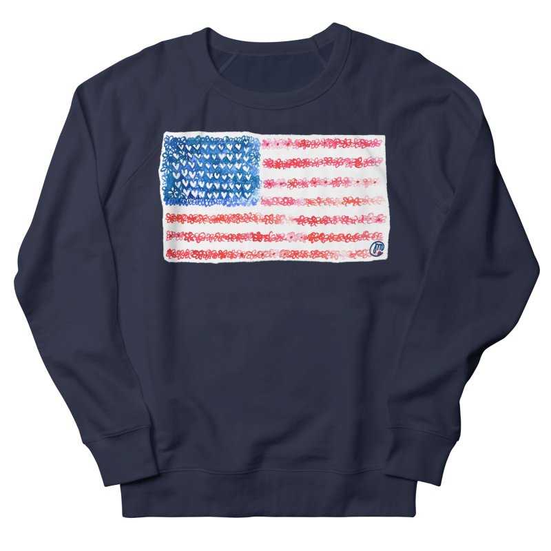FOR THE PATRIOTS Women's Sweatshirt by Jucel Meneses
