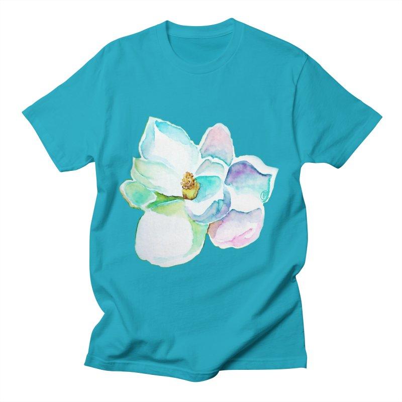Water Magnolia Women's Unisex T-Shirt by Jucel Meneses