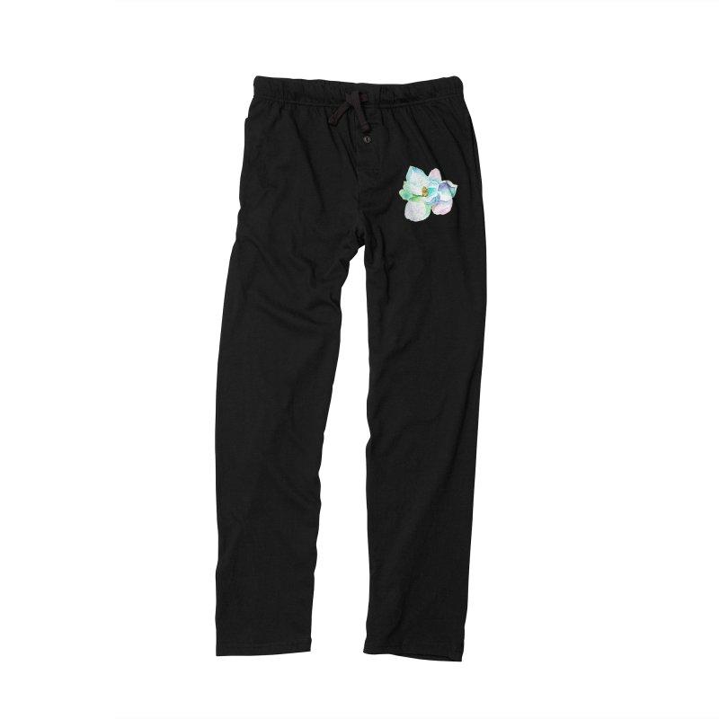 Water Magnolia Women's Lounge Pants by Jucel Meneses