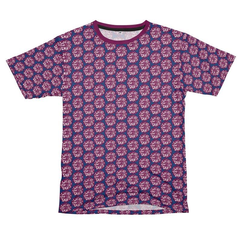 We Do The Ska in Men's T-Shirt Cut & Sew by Jump Up Records