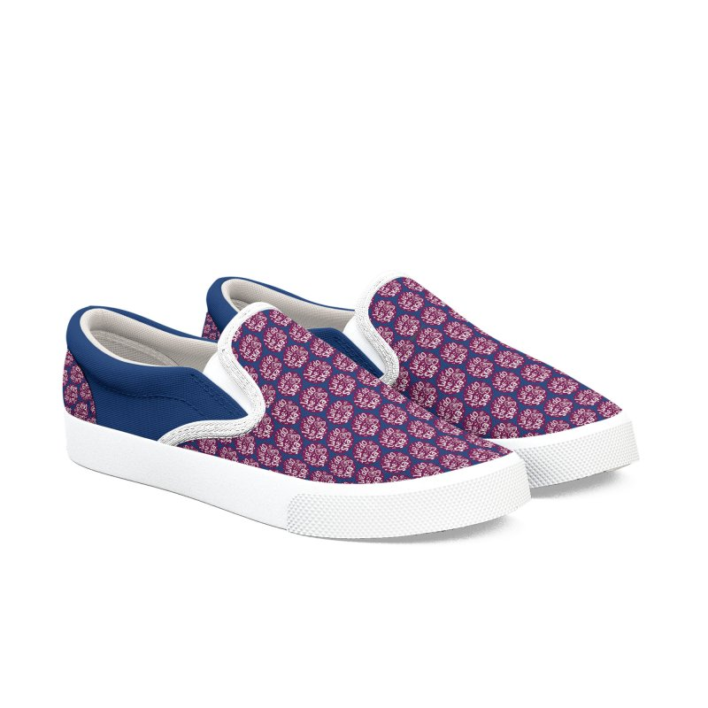 We Do The Ska in Men's Slip-On Shoes by Jump Up Records
