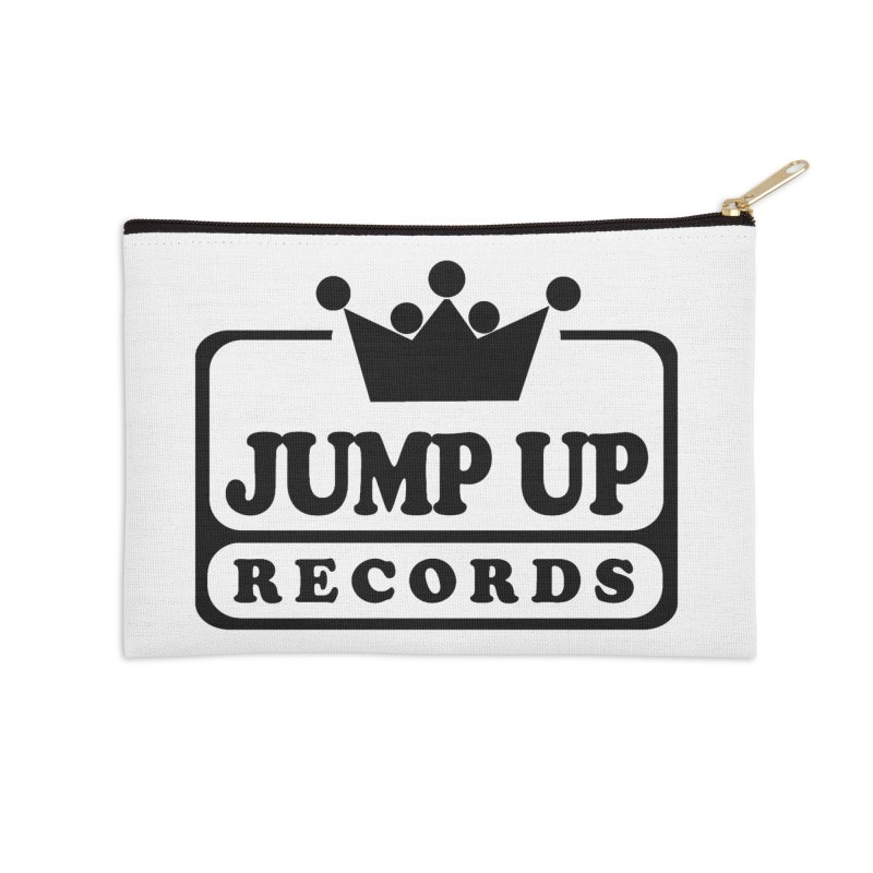 JUMP UP RECORDS in Zip Pouch by jumpuprecords's Artist Shop
