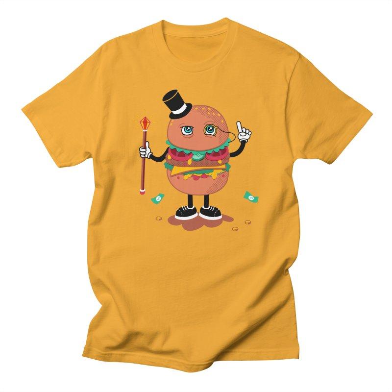 Mc Wealthy Men's T-Shirt by jumpy's Artist Shop