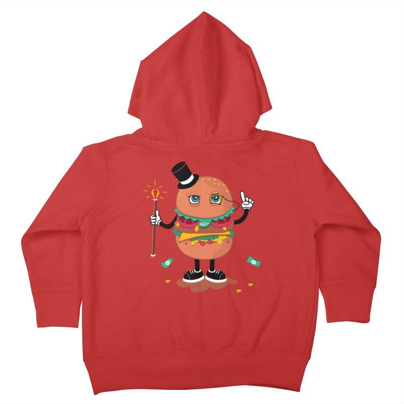 Mc Wealthy Kids Toddler Zip-Up Hoody by jumpy's Artist Shop