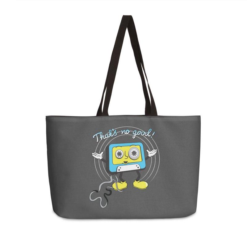 Cassette Poop Accessories Bag by jumpy's Artist Shop