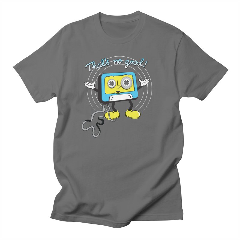 Cassette Poop Men's T-Shirt by jumpy's Artist Shop