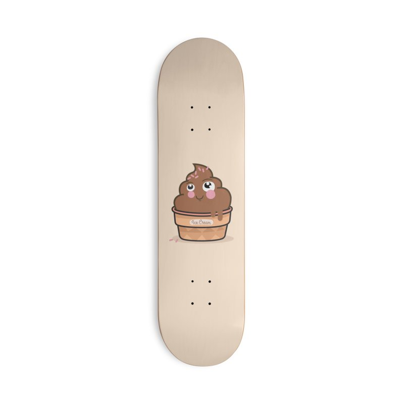 Big Softie Accessories Skateboard by jumpy's Artist Shop