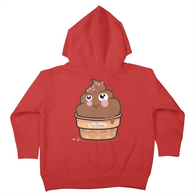 Big Softie Kids Toddler Zip-Up Hoody by jumpy's Artist Shop