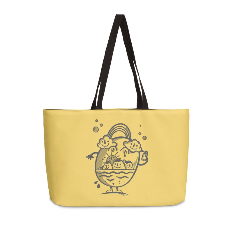 O-Zone Accessories Bag by jumpy's Artist Shop
