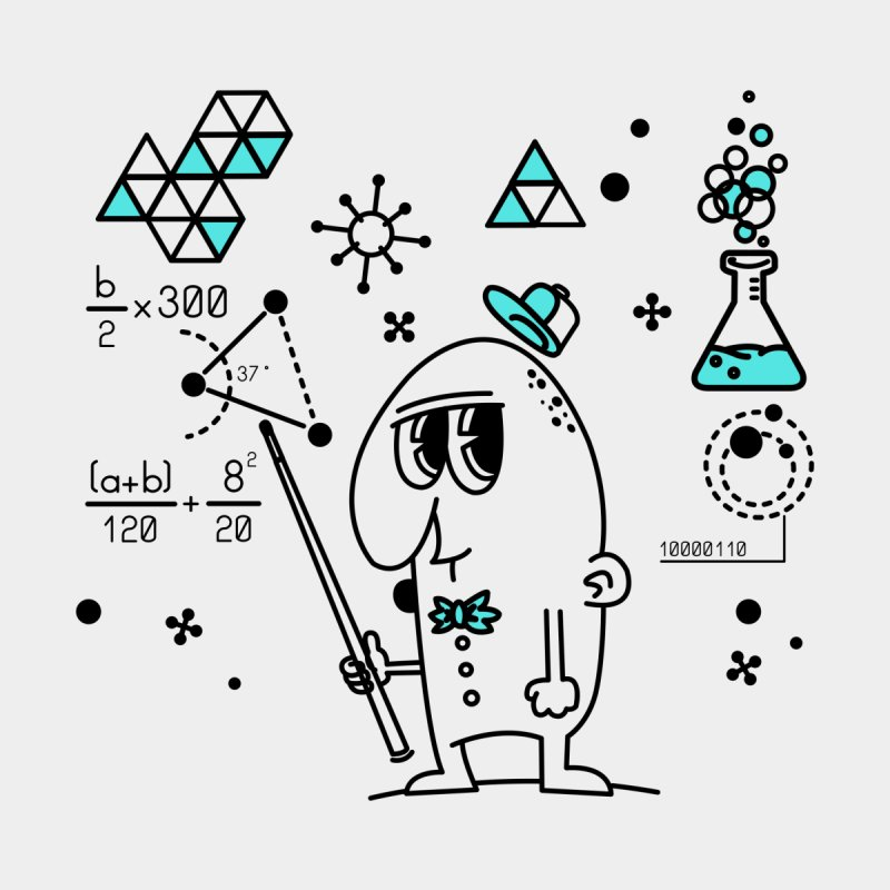 Science Home Blanket by jumpy's Artist Shop