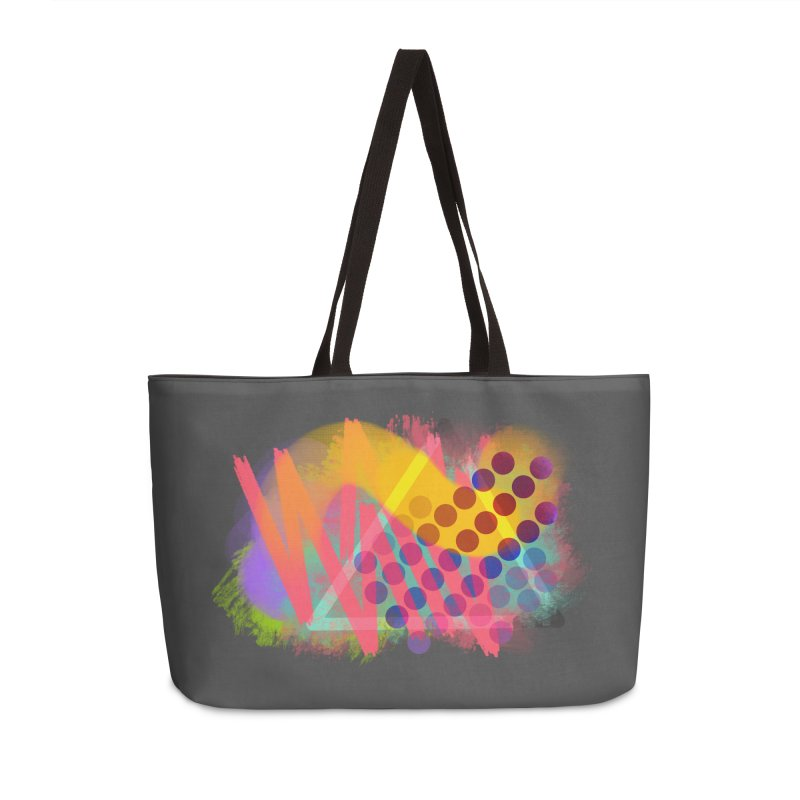 Abstract Jumpy Accessories Bag by jumpy's Artist Shop