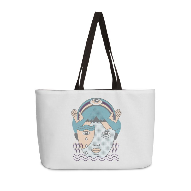 In the Wild Pt. 1 Accessories Bag by jumpy's Artist Shop