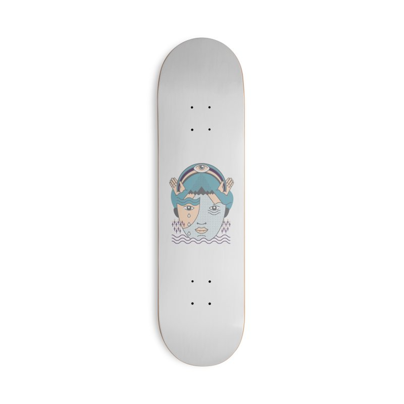 In the Wild Pt. 1 Accessories Skateboard by jumpy's Artist Shop