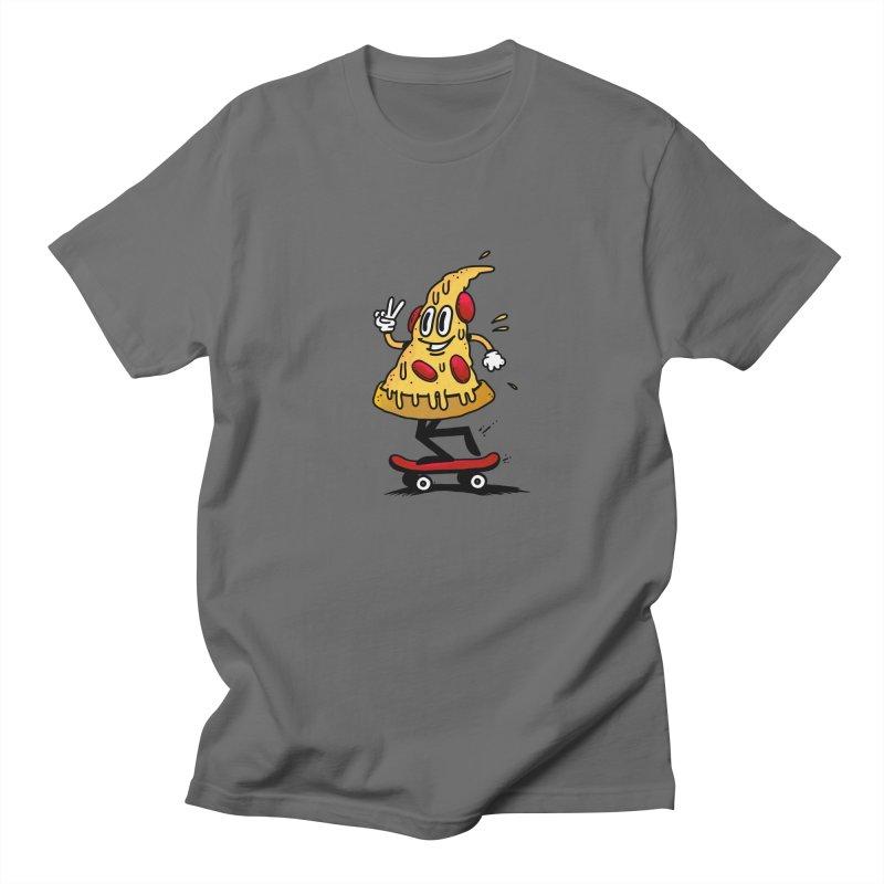 Pizza boy Men's T-Shirt by jumpy's Artist Shop