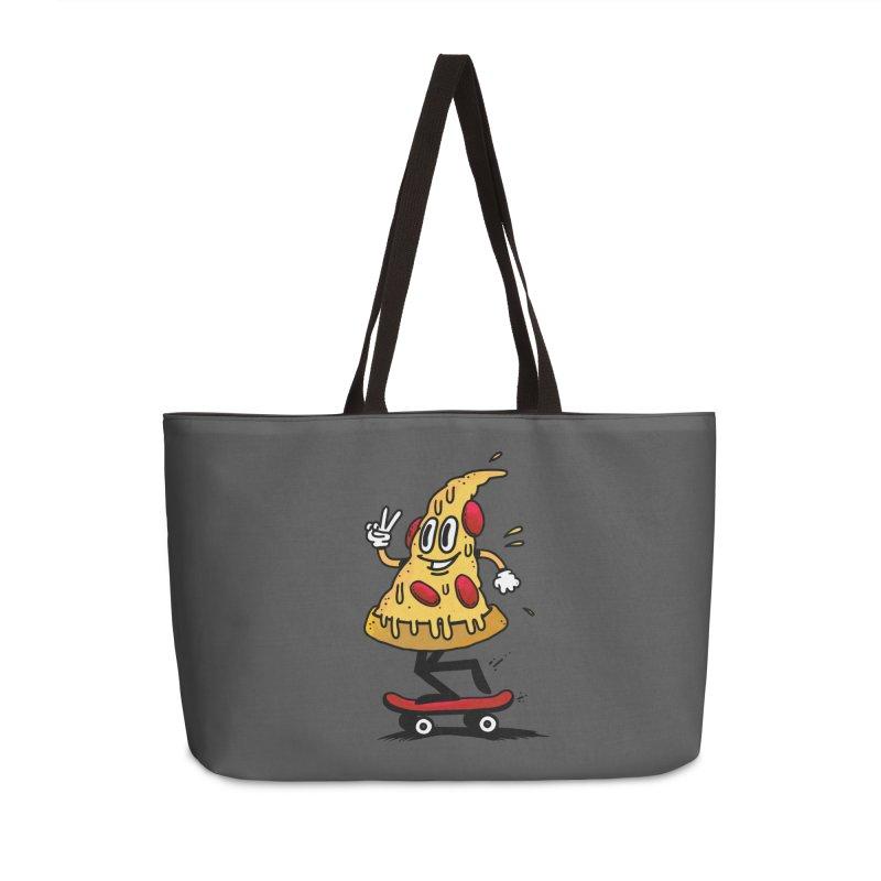 Pizza boy Accessories Bag by jumpy's Artist Shop