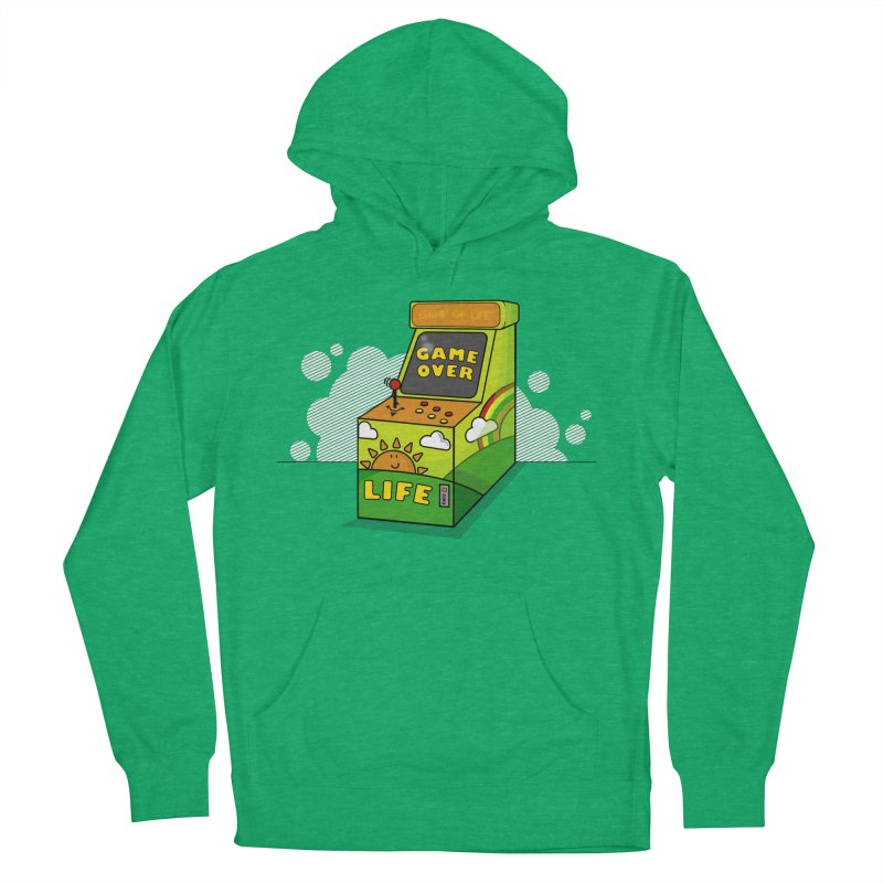 Game of Life Men's Pullover Hoody by jumpy's Artist Shop