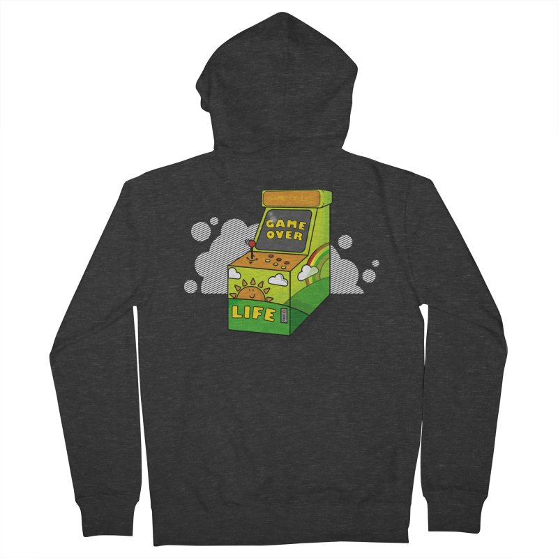 Game of Life Women's Zip-Up Hoody by jumpy's Artist Shop