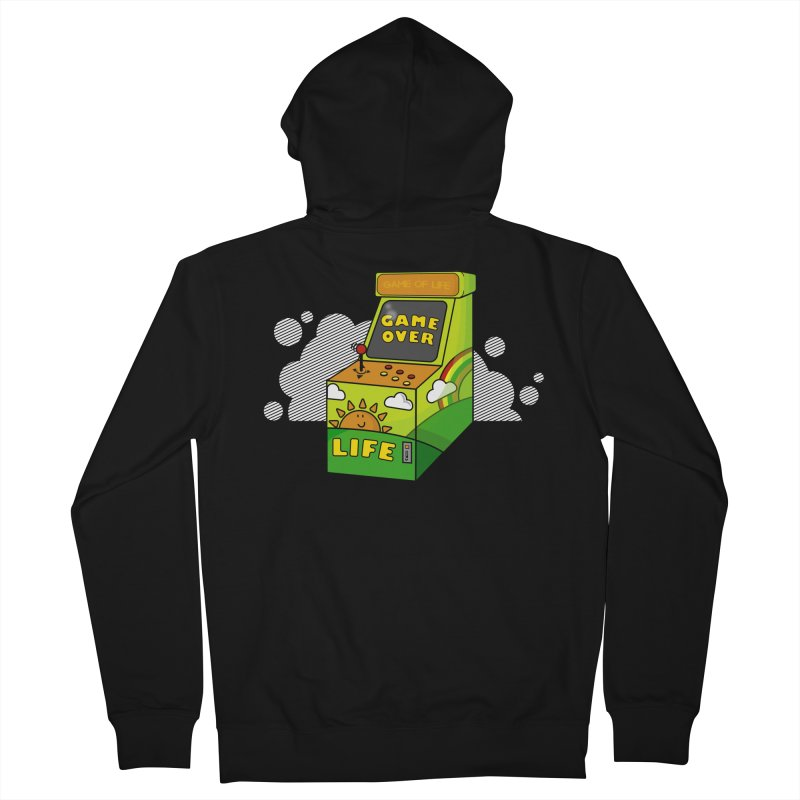 Game of Life Women's Zip-Up Hoody by jumpy's Artist Shop