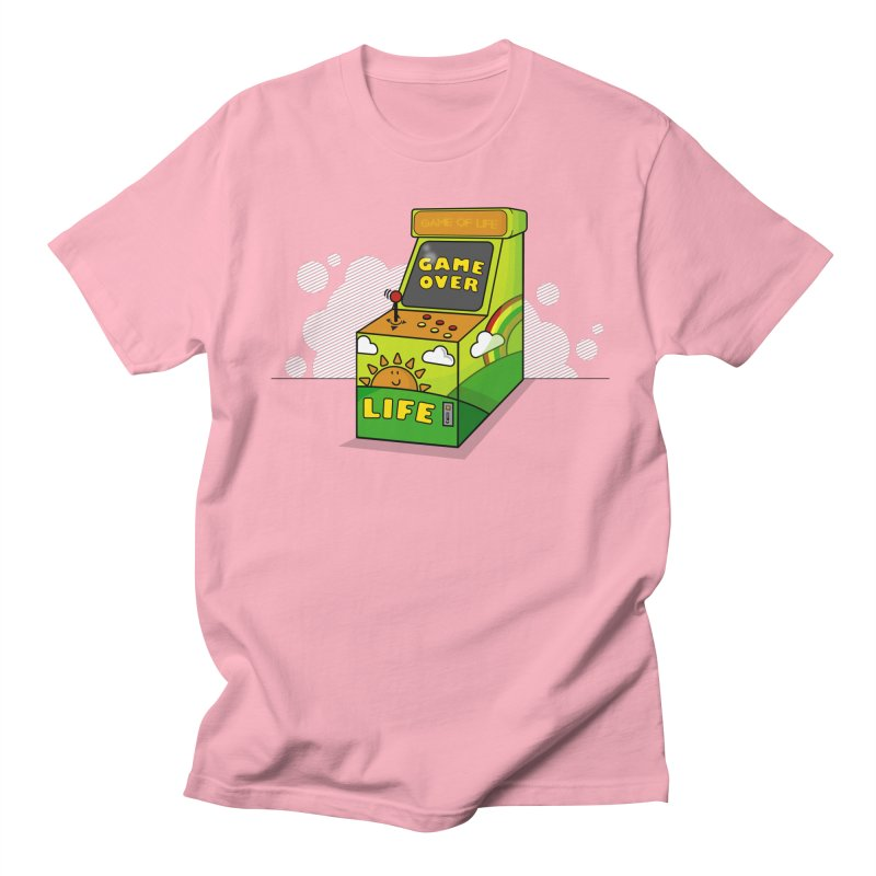 Game of Life Men's T-shirt by jumpy's Artist Shop