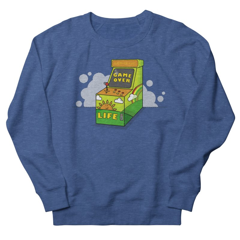 Game of Life Women's Sweatshirt by jumpy's Artist Shop