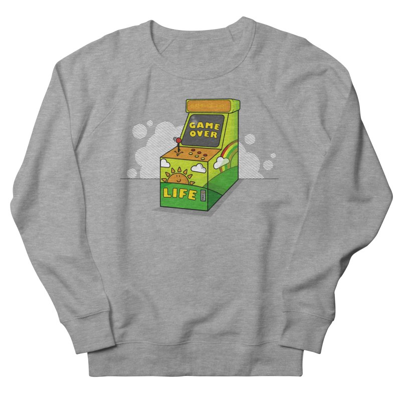 Game of Life Women's Sweatshirt by jumpy's Artist Shop