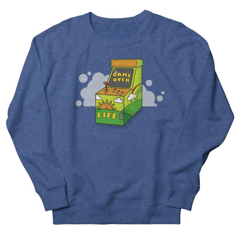 Game of Life Men's Sweatshirt by jumpy's Artist Shop