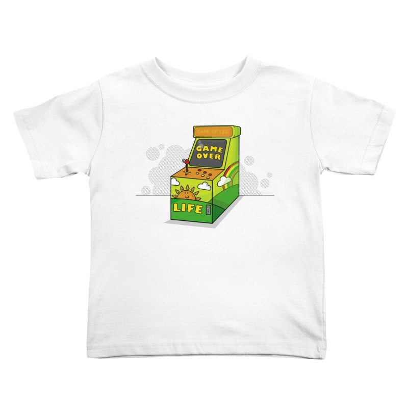 Game of Life Kids Toddler T-Shirt by jumpy's Artist Shop
