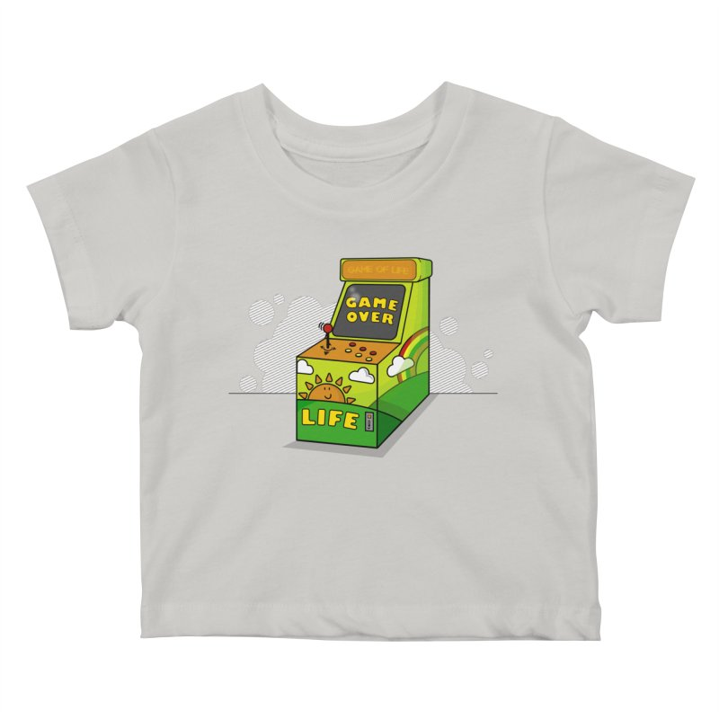 Game of Life Kids Baby T-Shirt by jumpy's Artist Shop