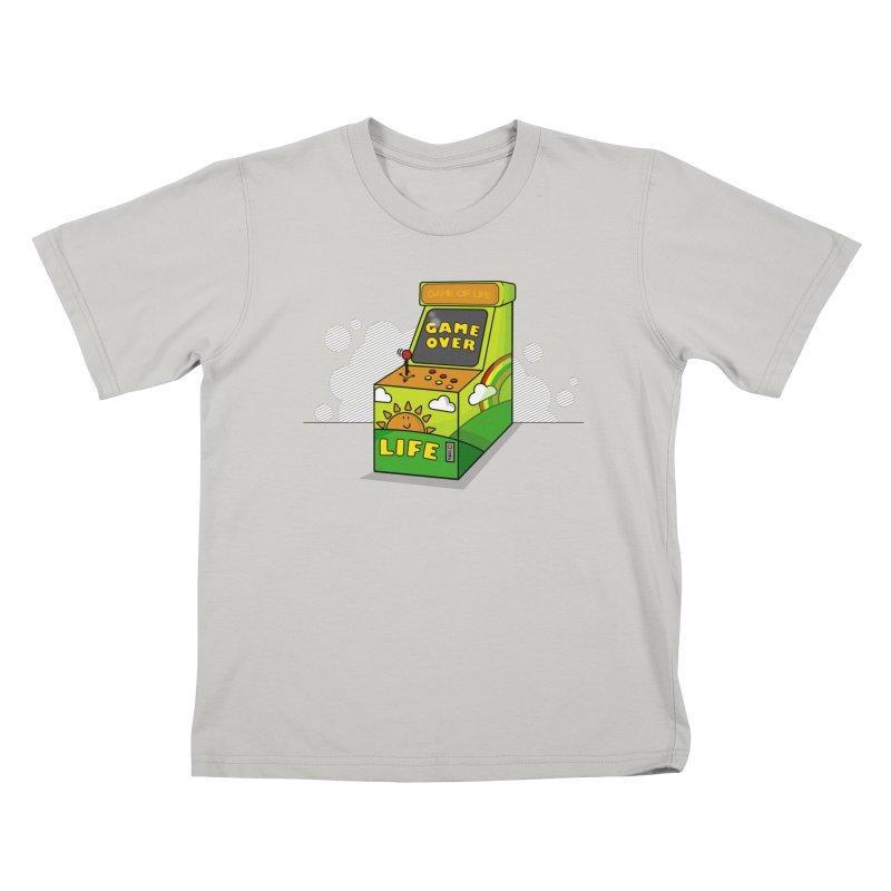 Game of Life Kids T-shirt by jumpy's Artist Shop