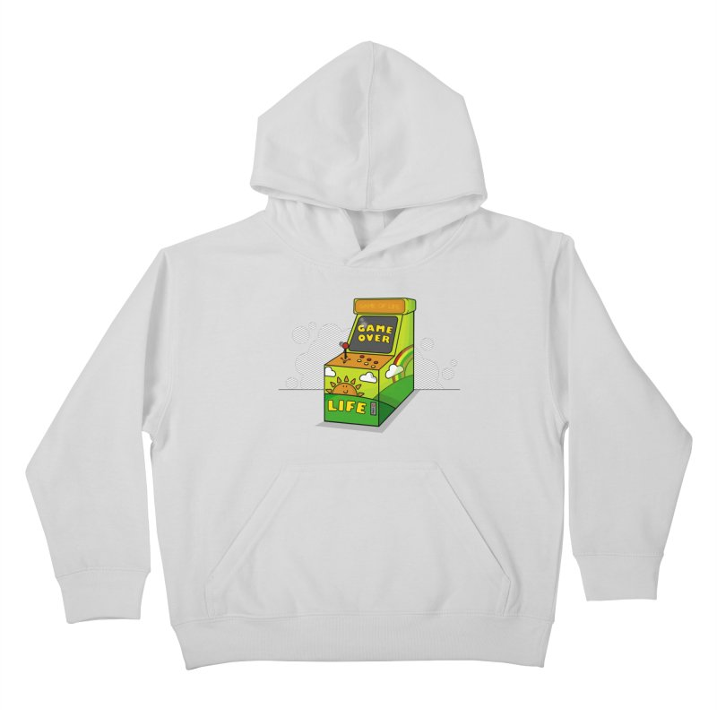 Game of Life Kids Pullover Hoody by jumpy's Artist Shop