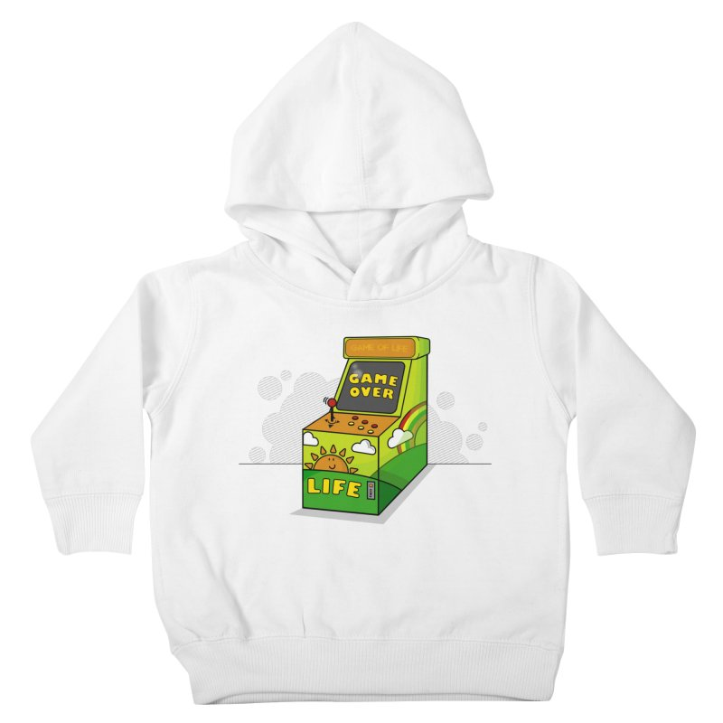 Game of Life Kids Toddler Pullover Hoody by jumpy's Artist Shop