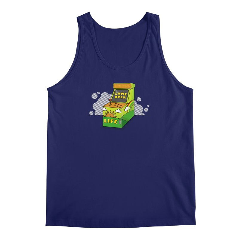 Game of Life Men's Tank by jumpy's Artist Shop