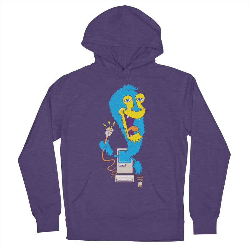 Macintosh the Monster Men's Pullover Hoody by jumpy's Artist Shop