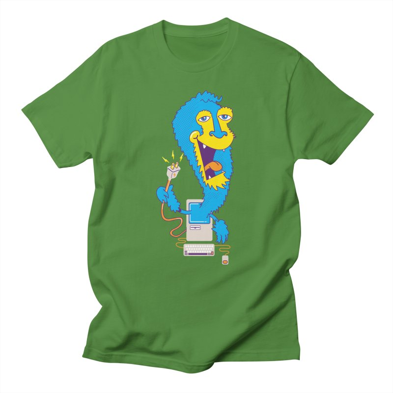 Macintosh the Monster   by jumpy's Artist Shop
