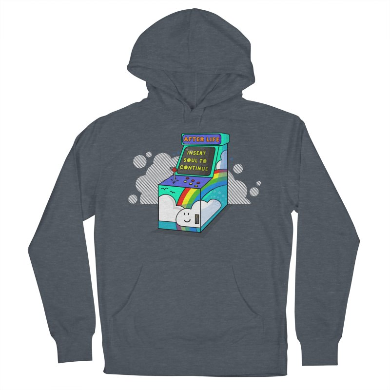 AFTERLIFE is not a game Women's Pullover Hoody by jumpy's Artist Shop