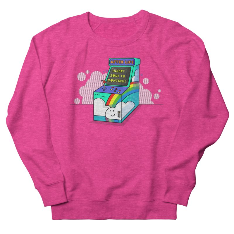 AFTERLIFE is not a game Women's Sweatshirt by jumpy's Artist Shop