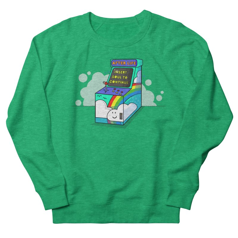 AFTERLIFE is not a game Men's Sweatshirt by jumpy's Artist Shop
