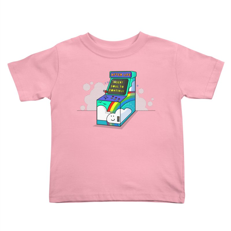 AFTERLIFE is not a game Kids Toddler T-Shirt by jumpy's Artist Shop