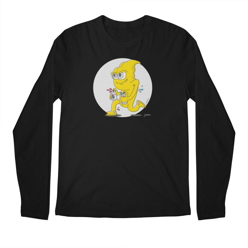 Graffiti Bandit Men's Longsleeve T-Shirt by jumpy's Artist Shop
