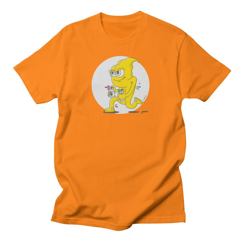 Graffiti Bandit Men's T-shirt by jumpy's Artist Shop