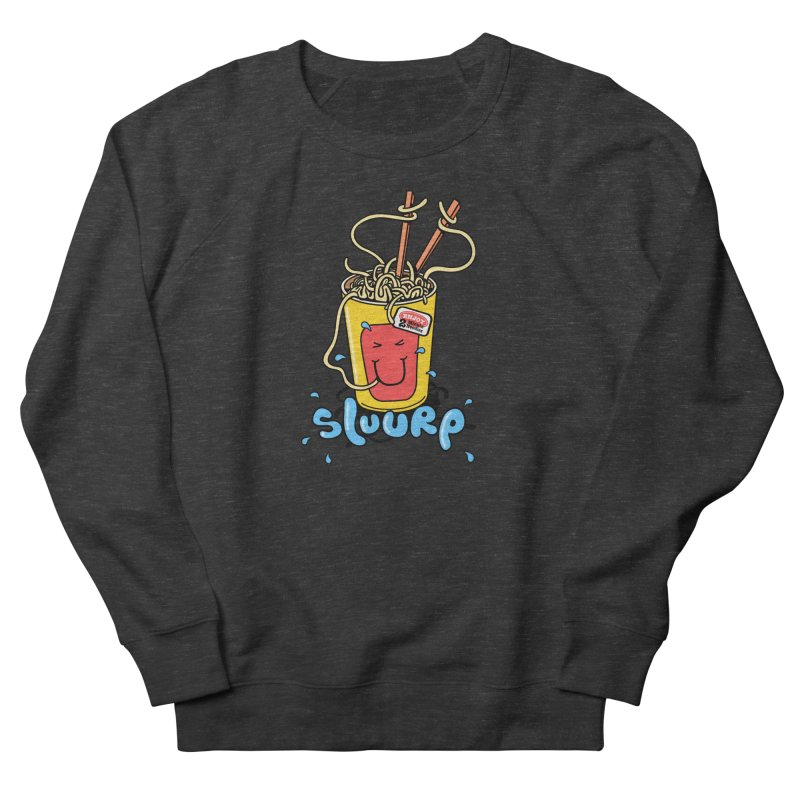 Noodle Brain Men's Sweatshirt by jumpy's Artist Shop