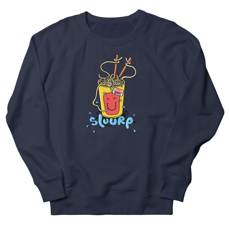Noodle Brain Men's Sweatshirt by jumpy's Artist Shop