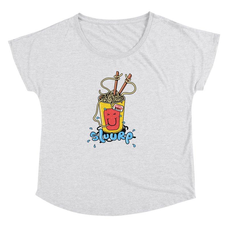 Noodle Brain Women's Dolman by jumpy's Artist Shop